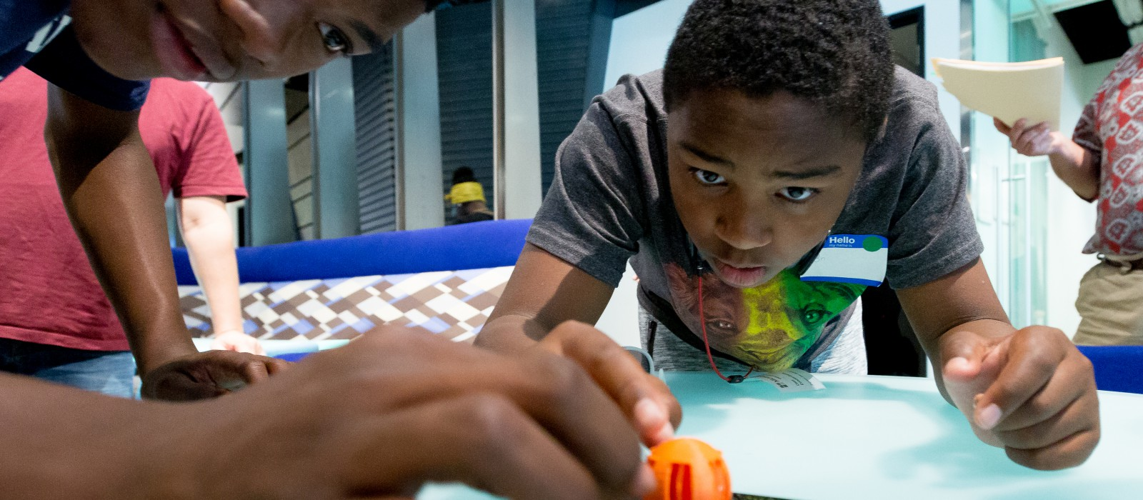iurban teen is a stem arts education program that iurban teen is a stem arts education program that brings together underrepresented teens and young adults for career exploration and mentoring