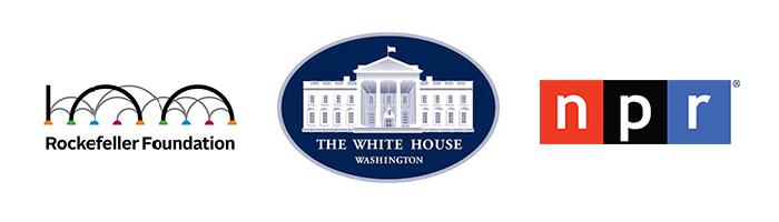 The Rockefeller Foundation, White House, NPR