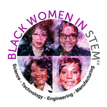Black Women in STEM 2.0 logo