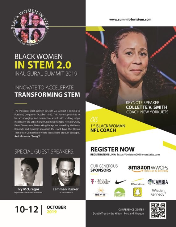 Black Women in STEM 2.0